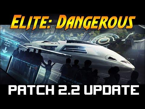 Elite Dangerous Patch 2.2 Aliens - Gamescom Sneak Peek
