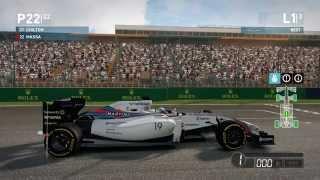 F1 2014 - Williams Martini Livery Skin