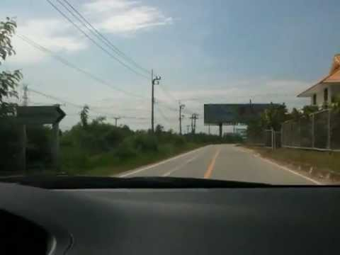 Road to IKEA Bangna from Outer ring road – No.9
