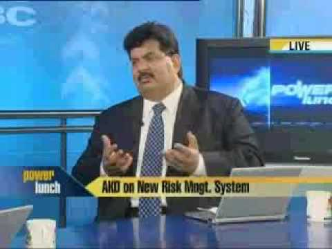 Junaid Iqbal with Akeel Karim Dhedhi (Chairman, AKD Securities)  Power Lunch on CNBC Part 5.flv
