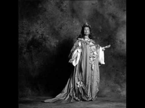 Arleen Auger & Della Jones Monteverdi L'incoronazione di Poppea 'Pur ti miro, pur ti godo'