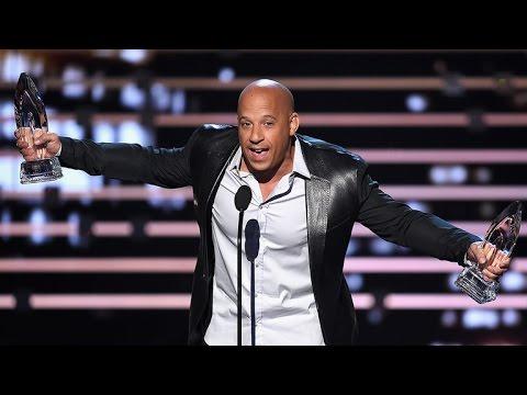Vin Diesel Sings Emotional 'See You Again' Tribute to Paul Walker