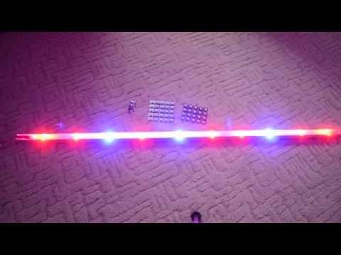 Фитолампа светодиодная лента своими руками