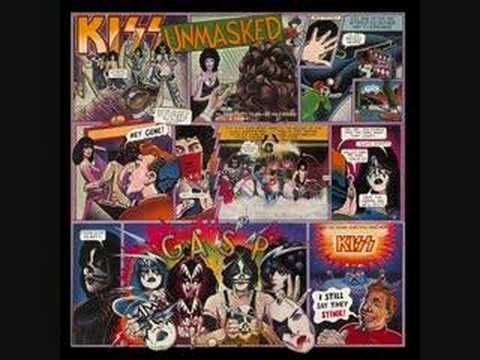 Kiss - Naked City