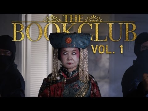 The Book Club -- Letters of the Dragon (Vol. 1)