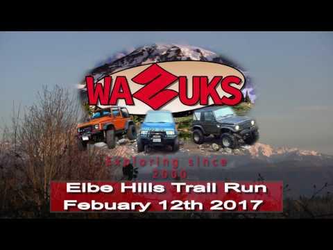 Wazuks 4x4 Club- Elbe Hills WA Feb 12 2017