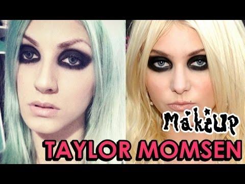 MakeUp: Taylor Momsen Inspired / Maquiagem da Taylor Momsen
