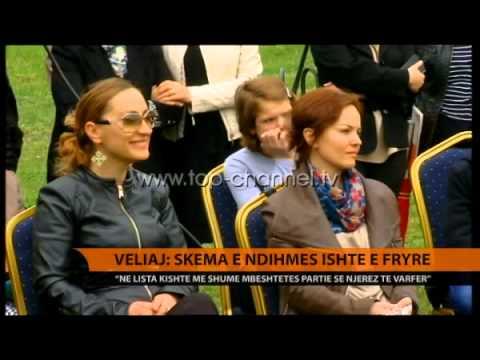 Veliaj: Skema e ndihmës ishte e fryrë - Top Channel Albania - News - Lajme