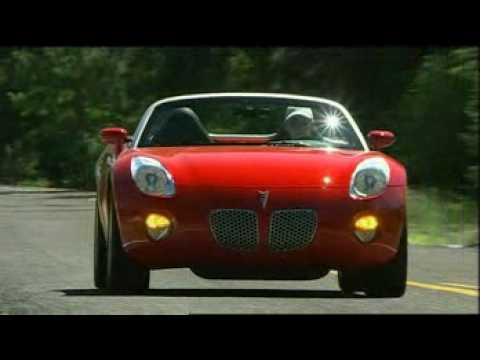 Motorweek Video of the 2006 Mazda Miata MX-5 and Pontiac Solstice
