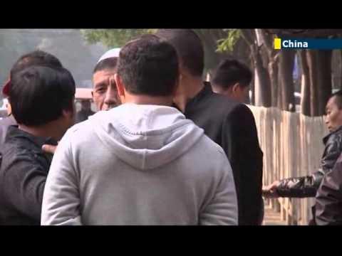 China arrests 5 suspected Uighur Islamists over Tiananmen Gate suicide bomb terror attack