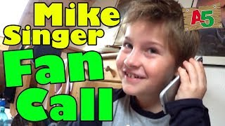 Fancall 📱 Mike Singer ruft mich an !? 🤙 👦 Ash5ive 🙃 Spielzeug und Kinderkanal 🤪
