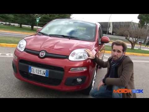 Fiat Panda 2012: la prova in video