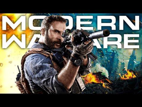 Call of Duty Modern Warfare - Road to Prestige w/WillyB - Part 1 (LIVE!)