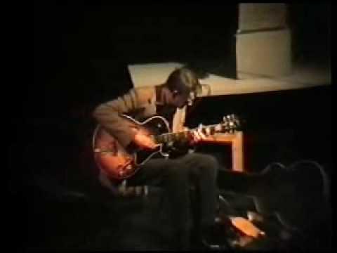 Derek Bailey Solo - London 1985