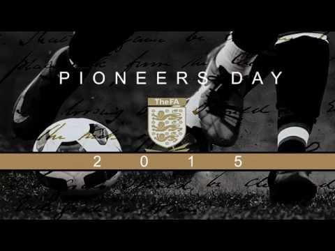 LONDON FA PIONEERS DAY 2015