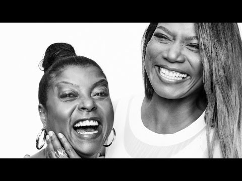 Actors on Actors: Taraji P. Henson and Queen Latifah - Full Version