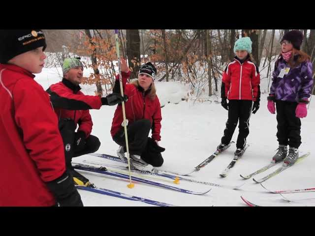 Hardwood Ski & Bike - A Healthy Family Getaway!