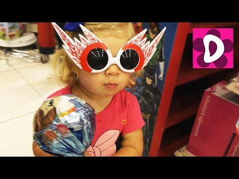 ✿ Турция День #2 Едем в Магазин Игрушек Купим Фрозен Хелло Китти toy store Buy Frozen Hello Kitty