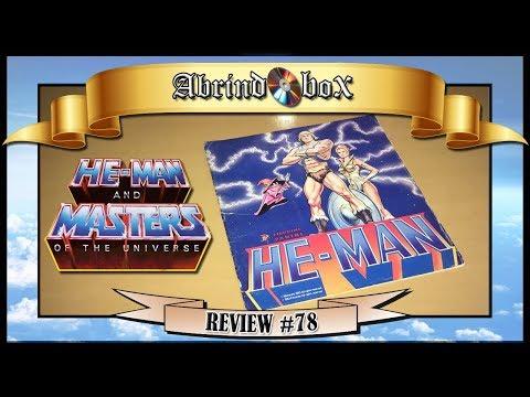 He-Man - Livro Ilustrado [Review Clássico] thumbnail