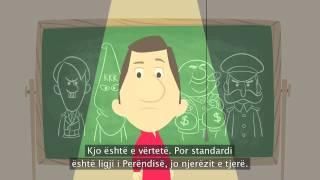 Are You A Good Person? - Albanian (A je një njeri i mirë?)