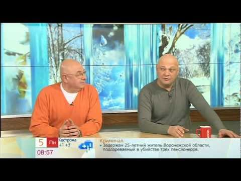 Сергей Гинзбург и Владимир Долинский на Первом