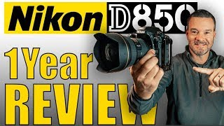 Nikon D850 One Year Review | Best Dynamic Range Camera For Landscape Photography - Z7 mirrorless?