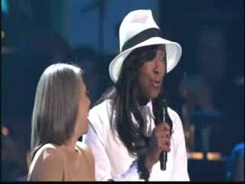 Patti Austin & Natalie Cole - Mr. Paganini