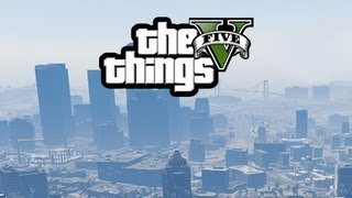 The 5 Most Exciting Things About Grand Theft Auto 5