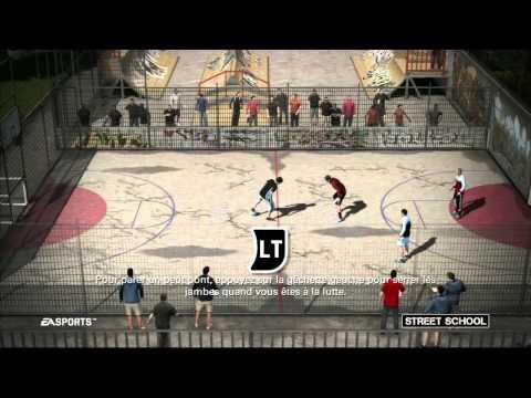 FIFA STREET - Les petit-ponts