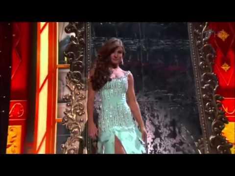 Constanza Báez Miss Ecuador 2013 en Miss Universo 2013