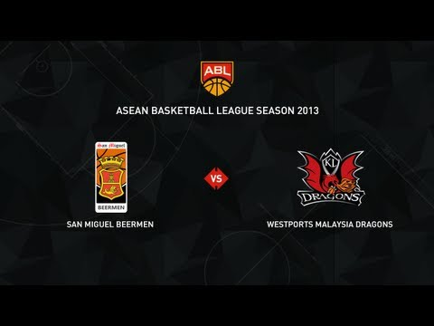 ABL 2013 Season Game 43: San Miguel Beermen vs Westports Malaysia Dragons