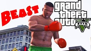 Franklin Street Fighter/Knock Out Artist GTA 5