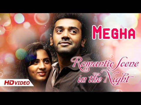 Megha Tamil Movie - Megha And Mukilan Romantic Scene In The Night video