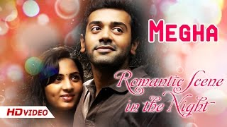Megha Tamil Movie - Megha and Mukilan Romantic Scene in the Night