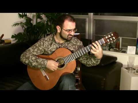 Desde Que O Samba E Samba Fingerstyle Jazz Guitar