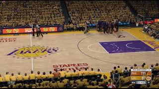 Phoenix Suns @ Los Angeles Lakers: Game 2