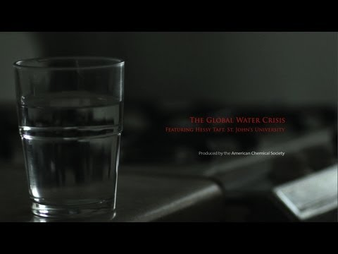 The Global Water Crisis - Bytesize Science