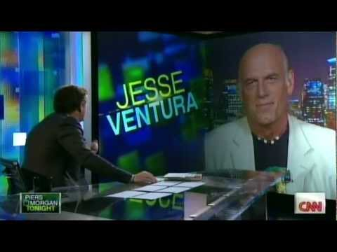 Jesse Ventura exposes the Banker controlled U.S Government on Piers Morgan show !
