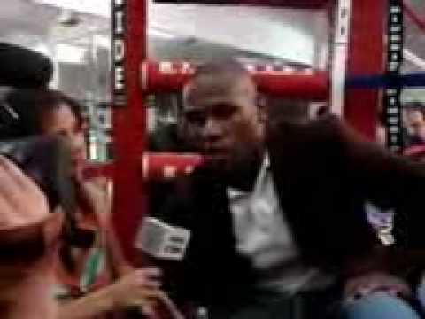 MayWeather     Bisaya Interviewita daw koh