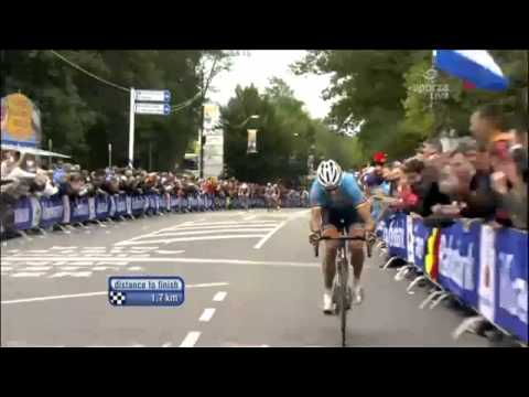UCI Road World Championships 2012 | P. GILBERT WINS | FINAL 23/09/'12