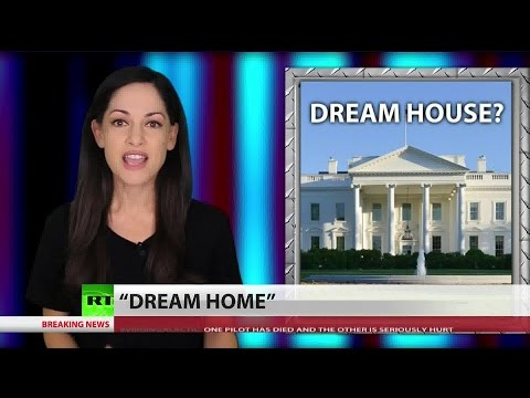 Tycoon builds crazy White House clone in Iraq