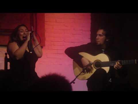 Montse Cortes y Paco Heredia