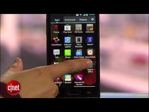 The midrange LG Optimus L7 - First Look