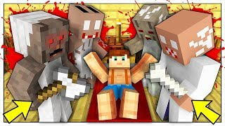 GRANNY LA NONNA HA RAPITO LUCA! - Minecraft ITA