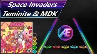 Teminite & MDK - Space Invaders   Clone Hero Chart