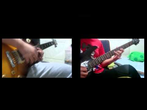 animelo summer live 2010 theme song - evolution ~for beloved one~ (guitar cover)