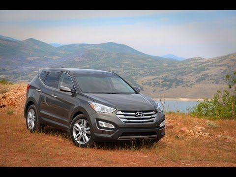 2013 Hyundai Santa Fe Review