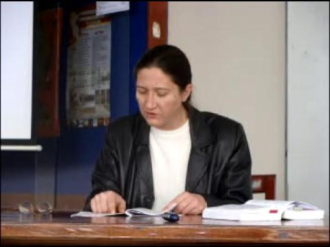Eugenia Ariano - Proceso de Ejecución