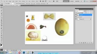 Photoshop cơ bản: Cắt & ghép hình cơ bản - tập 1