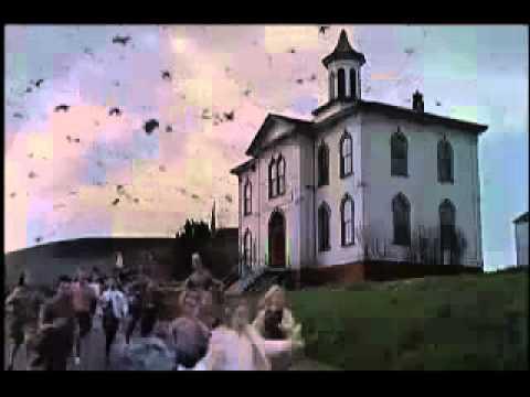 Los pajaros (The Birds) - Alfred Hitchcock - TRAILER TERRORIFICO